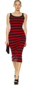 Michael-kors-ladder-stripe-tank-dress-red-navy