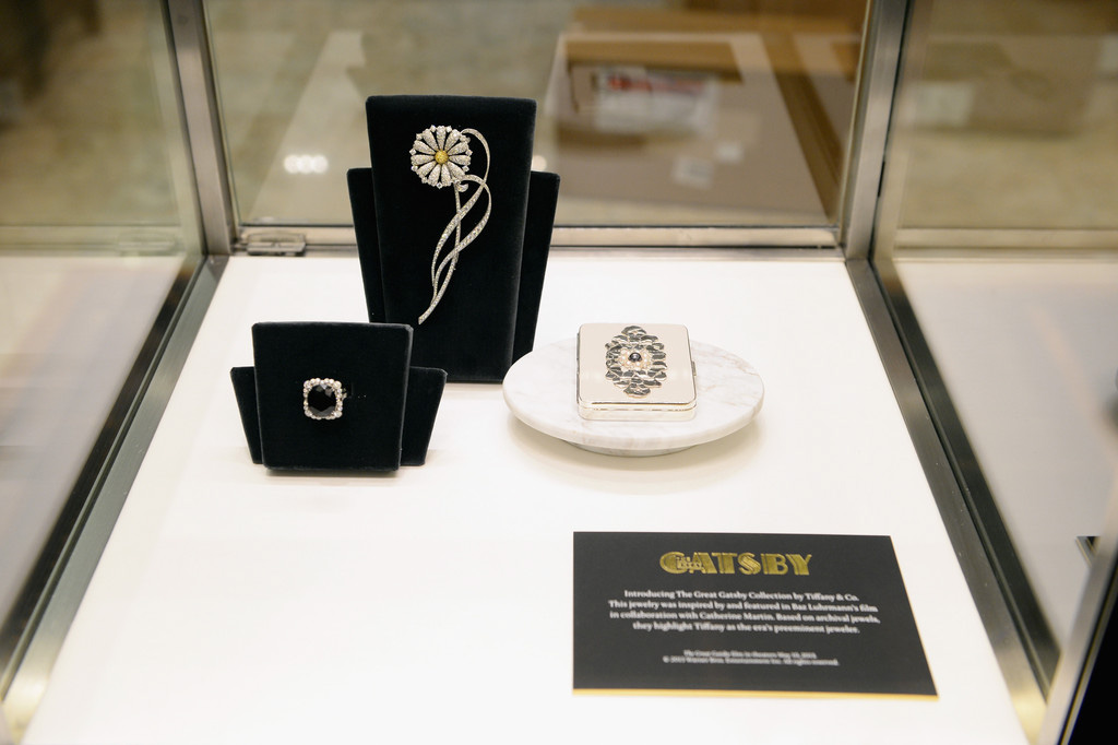 Tiffany Amp Co The Great Gatsby Jewelry Collection