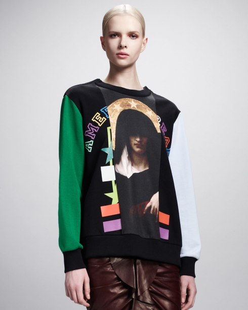 Givenchy-American-Dream-Printed-Sweatshirt
