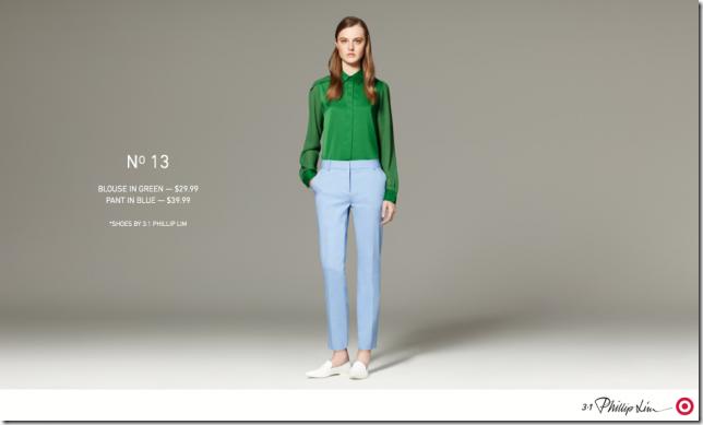 3 1 Phillip Lim X Target Complete Lookbook W Prices