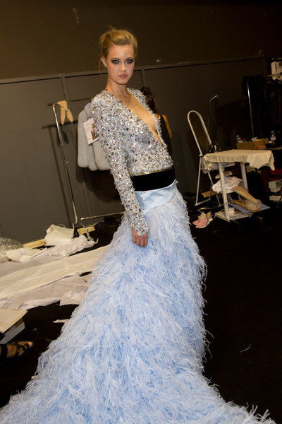 Alexandre-Vauthier-Couture-Fall-2013-lindsey-wixson-backstage-1