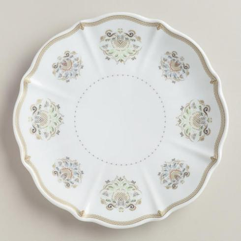 "480423_DOWNTON ABBEY 8"" PLATE S/4"