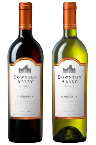 DOWNTON ABBEY WINES BORDEAUX COLLECTION