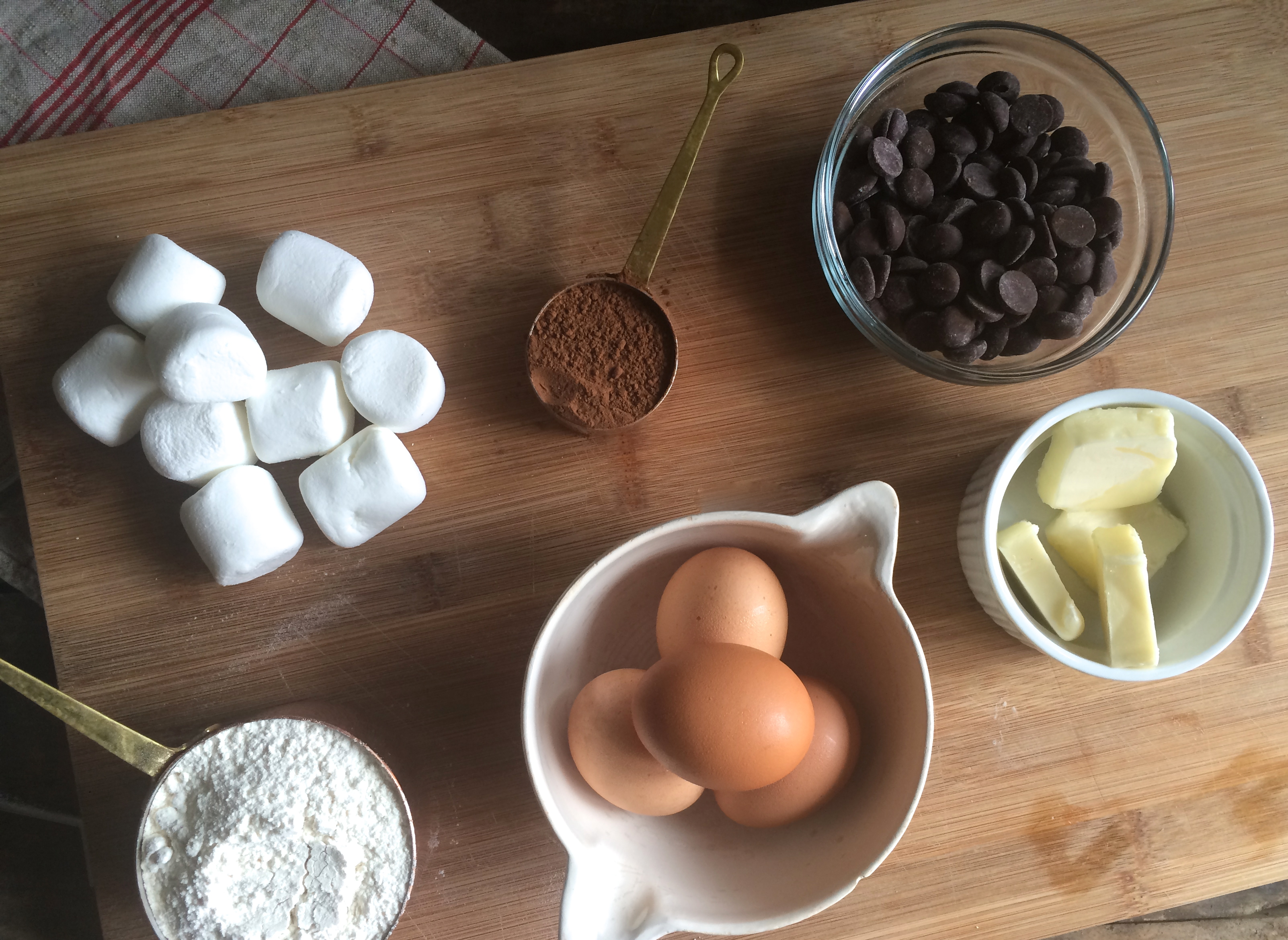 Cooking by Kena: Hot Chocolate Popovers – Curated by Kena